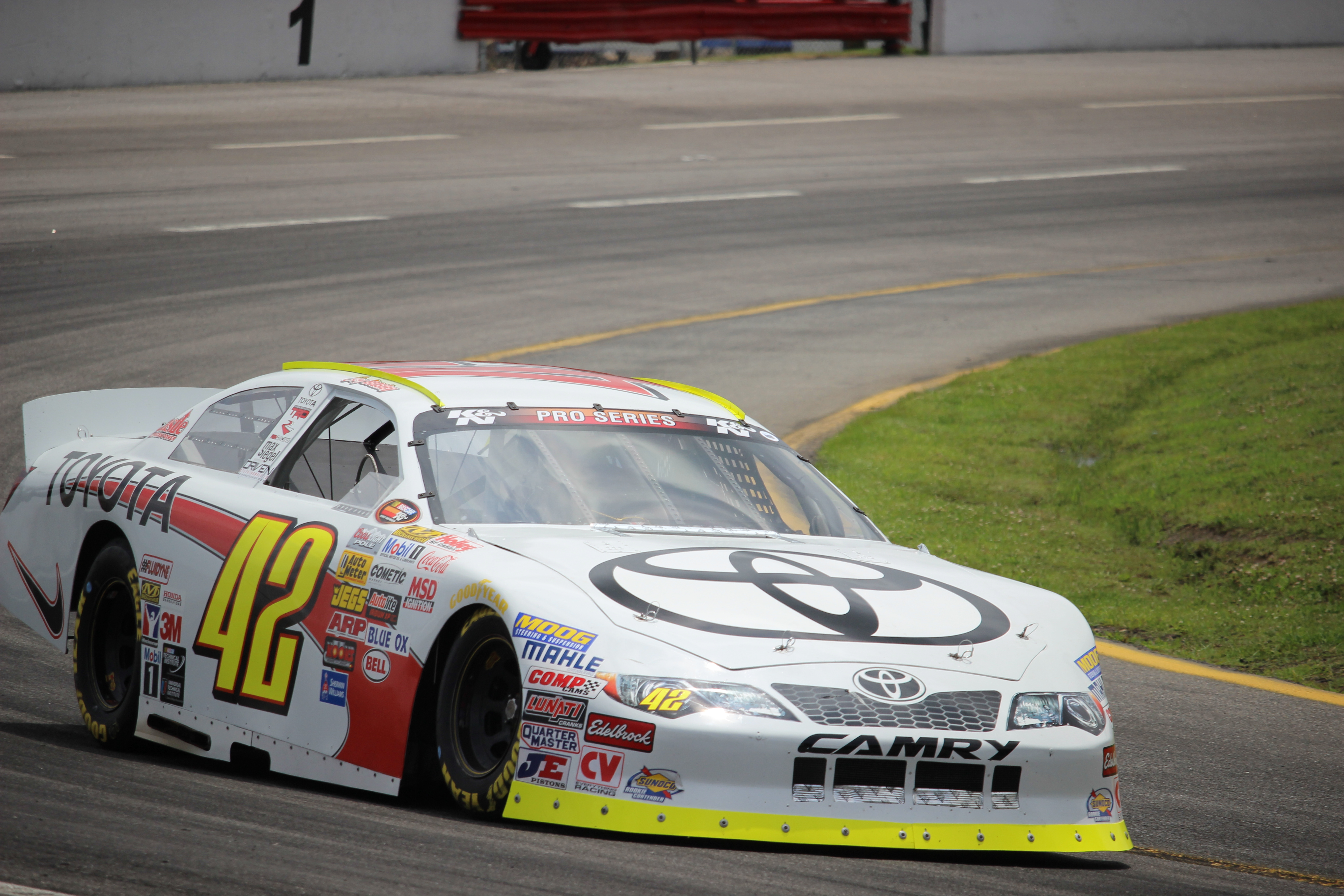 About Us – Larry King Law's Langley Speedway