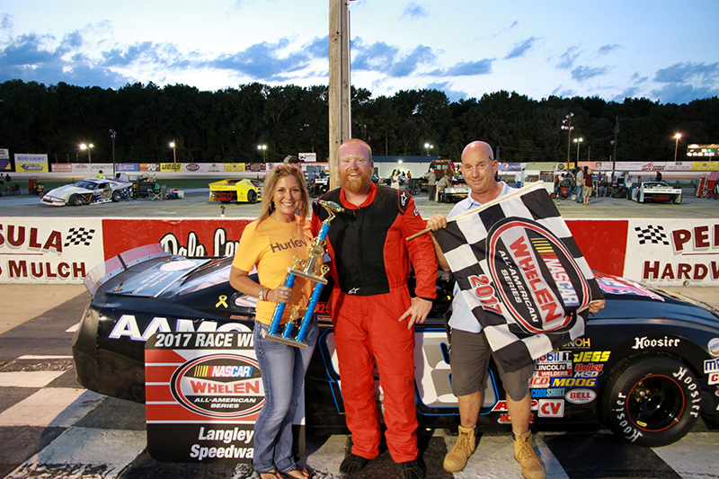 Thomas Roofing Night August 5 2017 Race Results Larry